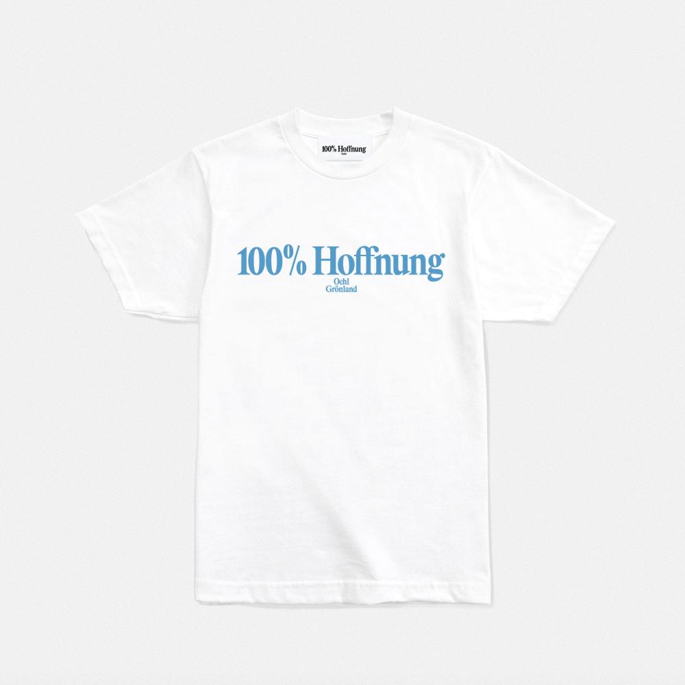 T-Shirt 100% Hoffnung