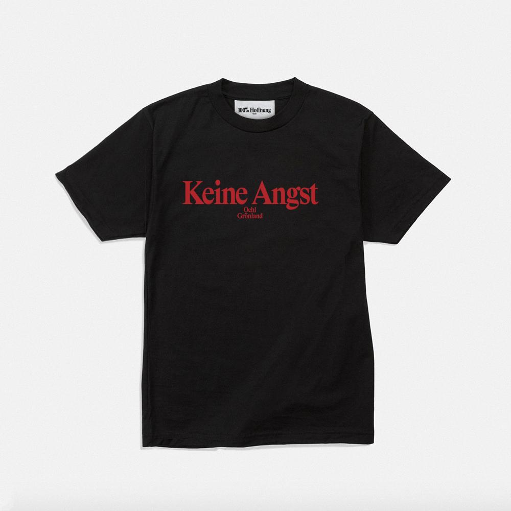 T-Shirt Keine Angst
